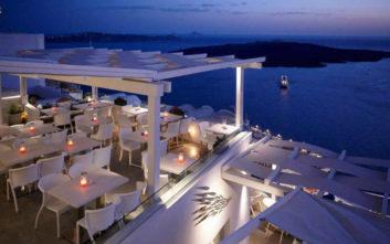 Idol, το εστιατόριο στη Σαντορίνη που έχει θέσει τον πήχη ψηλά