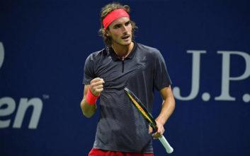 Ο Τσιτσιπάς κατέκτησε το Stockholm Open