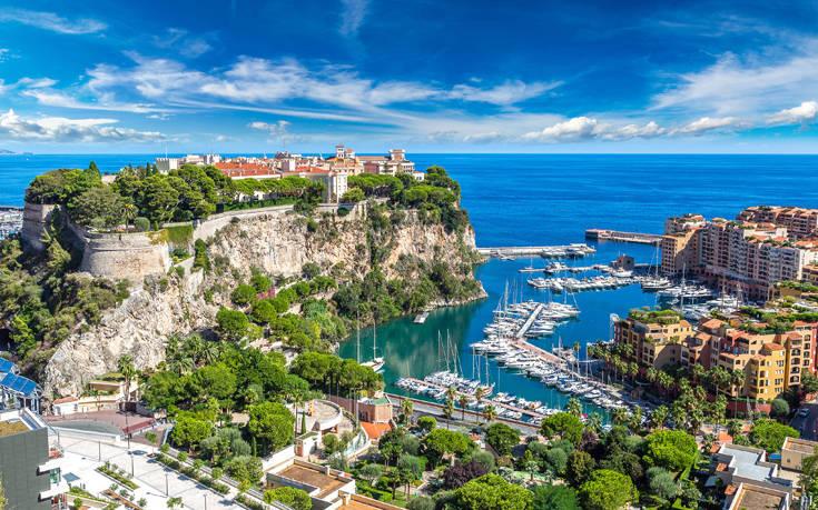 Φυσική ομορφιά και κοσμοπολίτικη ατμόσφαιρα στο Μονακό