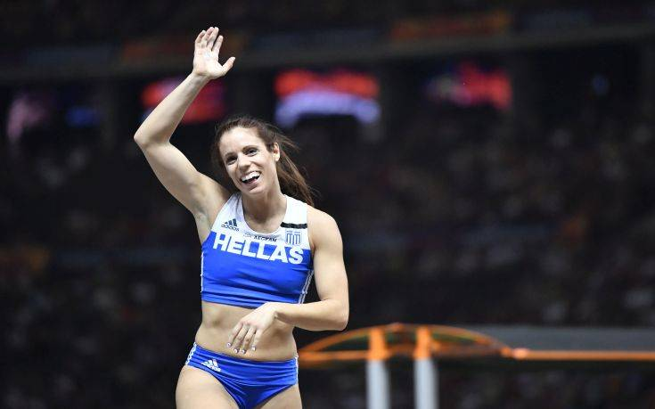 Η ΕΟΕ πρότεινε την Κατερίνα Στεφανίδη για την Επιτροπή Αθλητών της ΔΟΕ