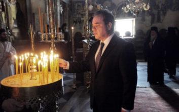 Ανέλαβε καθήκοντα ο νέος πολιτικός διοικητής του Αγίου Όρους