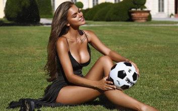 Το πιο «καυτό» μοντέλο από τη Ρωσία