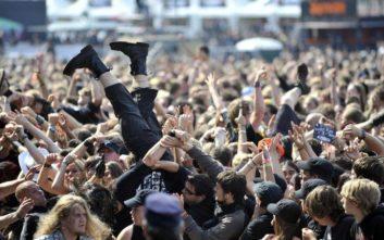 Ανατροπή με τους δύο ηλικιωμένους που δραπέτευσαν για να παρακολουθήσουν μέταλ φεστιβάλ