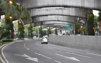 Ο «Πράσινος Δρόμος» είναι το μεγαλύτερο πράσινο αστικό έργο στον πλανήτη