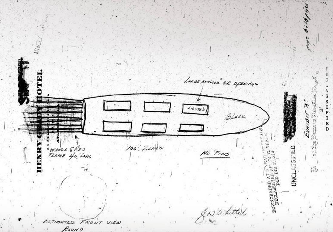 Τι Συνέβη στην «Επαφή» δύο Πιλότων με UFO που Κατέστρεψε το Πεντάγωνο