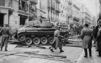 Ο Μακρόν «στο όνομα της αλήθειας» ανοίγει εν μέρει τα αρχεία του πολέμου της Αλγερίας