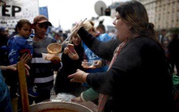 Ο προϋπολογισμός λιτότητας υιοθετήθηκε από τους βουλευτές στην Αργεντινή