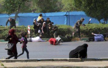 Αρνούνται κάθε εμπλοκή  στο μακελειό στην παρέλαση της Αχβάζ οι ΗΠΑ