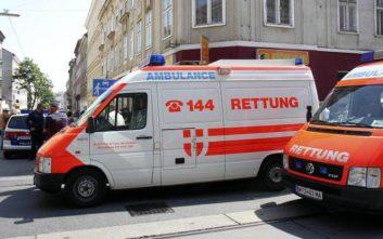 Σύγκρουση τρένου με λεωφορείο στην Αυστρία με ένα νεκρό