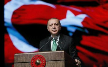 Ερντογάν: Η «Γαλάζια Πατρίδα» φόβισε τους Έλληνες