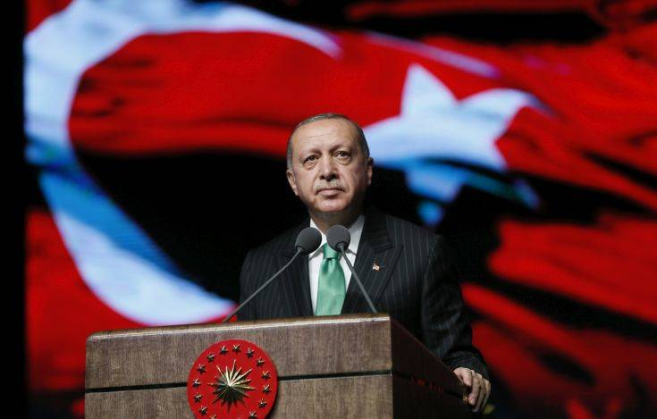 Άμεση αντίδραση Ερντογάν στη δήλωση Τραμπ για τα Υψίπεδα του Γκολάν