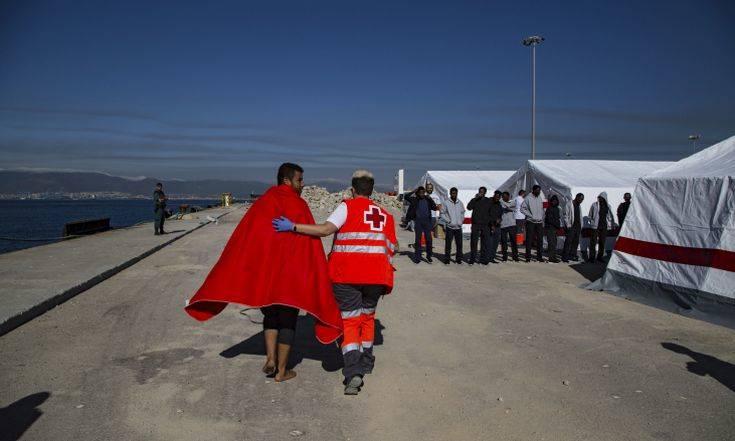 Οι περισσότεροι μετανάστες που πνίγηκαν ανοιχτά της Ισπανίας δεν έχουν βρεθεί