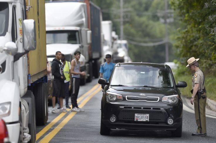 Νεκρή η γυναίκα που άνοιξε πυρ στο Μέριλαντ και σκότωσε 3 ανθρώπους