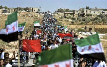 Η Δαμασκός χαιρέτισε τη ρωσο-τουρκική συμφωνία στην Ιντλίμπ