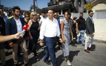 ΚΚΕ: Ας αφήσουν τις στημένες επισκέψεις και ας δώσουν λύση στα προβλήματα στο Μάτι