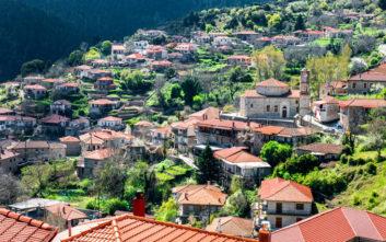Πέντε γραφικά χωριά για ήρεμες αποδράσεις από το κλεινόν άστυ