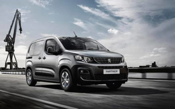 Βραβείο «Van Of The Year» για το Peugeot Partner