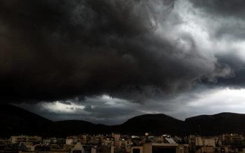 Η εξέλιξη του καιρού τις επόμενες ημέρες, βροχές και καταιγίδες σήμερα