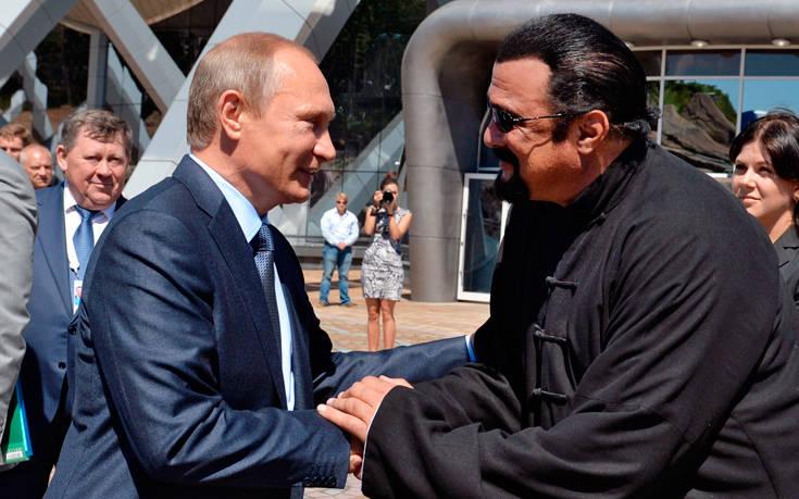 Ο αστέρας του Χόλιγουντ που θέλει να γίνει κυβερνήτης στη Ρωσία