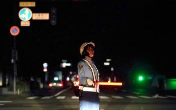 Πέντε τραυματίες από τον ισχυρό τυφώνα Τράμι στην Ιαπωνία