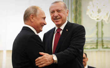 Turkish Stream: Πούτιν και Ερντογάν εγκαινιάζουν τον αγωγό