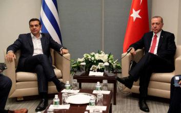 Τσίπρας: Η σχέση μου με τον Ερντογάν έχει δοκιμαστεί σε πολύ δύσκολες στιγμές