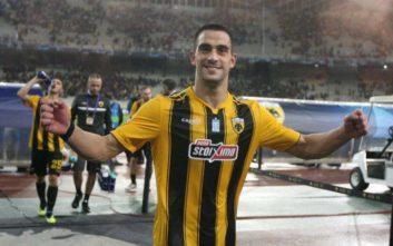 Λαμπρόπουλος: Μου αρέσει ότι σε κάθε ματς θα θέλουν να μας κερδίσουν