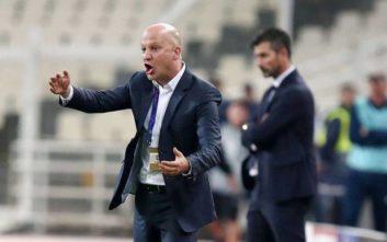 Προπονητής Βίντι: Στο έντεκα με έντεκα νικήσαμε 2-1 την ΑΕΚ