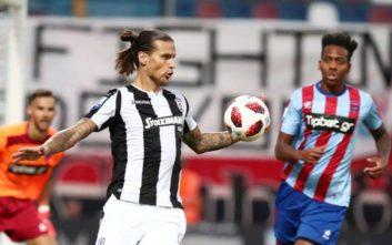 Πρίγιοβιτς: Έμεινα στον ΠΑΟΚ για να πάρω το πρωτάθλημα
