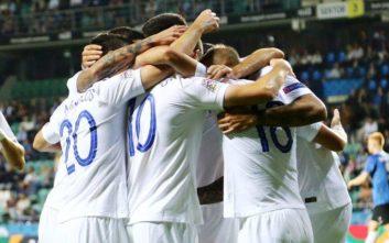 Πρεμιέρα με νίκη για την Ελλάδα στο Nations League