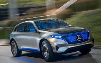 Το «αστέρι» Mercedes EQC στην εποχή της ηλεκτροκίνησης
