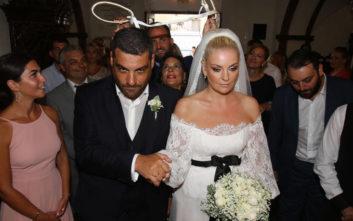 6f3c444da4c2 Το φωτογραφικό άλμπουμ του γάμου της Ελισάβετ Μουτάφη – Newsbeast