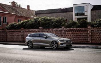 Αυτό είναι το νέο Volvo V60 και οι τιμές του
