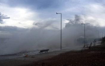 Η ανάλυση της ΕΜΥ για τον Μεσογειακό Κυκλώνα