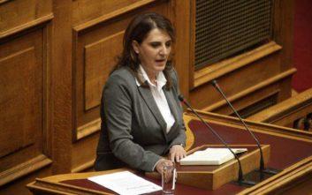 Οι αρμοδιότητες της Ολυμπίας Τελογιορίδου στο υπουργείο Αγροτικής Ανάπτυξης