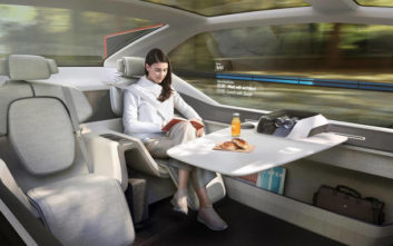 Έτσι θα είναι τα ταξίδια με αυτοκίνητο στο μέλλον