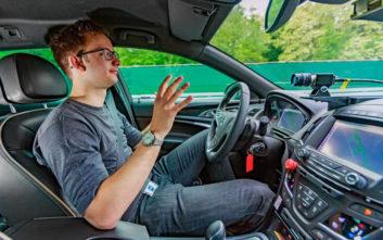Αυτόνομο σύστημα οδήγησης από την Opel