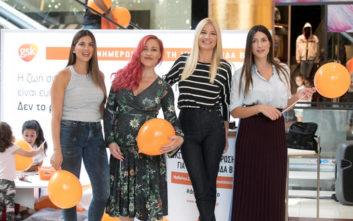 Εκδήλωση ενημέρωσης για τη μηνιγγίτιδα Β με υποστήριξη από διάσημες μητέρες