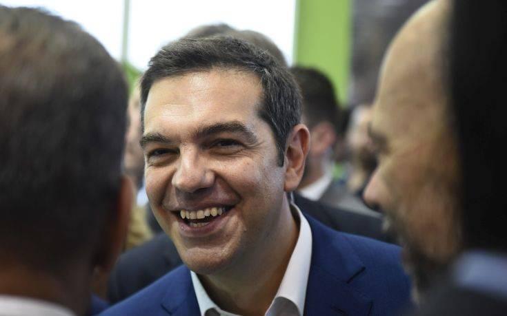 Τσίπρας: Η ενίσχυση της καινοτομίας και των star ups στην Ελλάδα πάει «τρένο»
