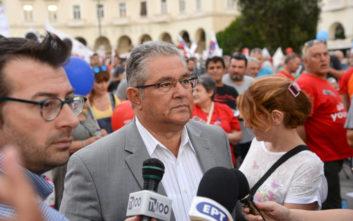 Κουτσούμπας: Η επόμενη μέρα του κ. Τσίπρα δεν θα διαφέρει από την προηγούμενη