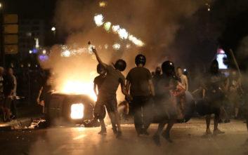 Μήνυση κατά Παπακώστα και αστυνομικού διευθυντή Θεσσαλονίκης για όσα έγιναν στο συλλαλητήριο στη ΔΕΘ