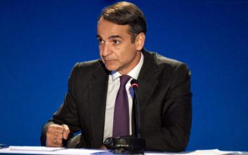 Μητσοτάκης: Στους δήμους ο ΕΝΦΙΑ, ο εκλογικός νόμος θα αλλάξει αμέσως