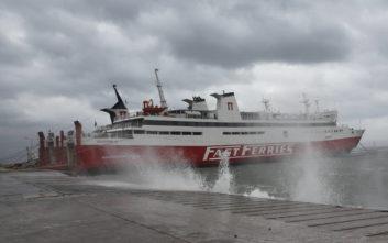 Κύματα άνω των 11 μέτρων αναμένεται να προκαλέσει ο μεσογειακός κυκλώνας