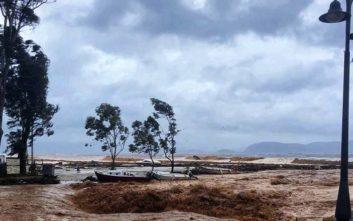 Σάκης Αρναούτογλου: Ο κυκλώνας αργοπεθαίνει και κινείται εκνευριστικά αργά