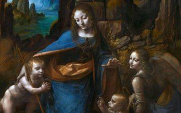 Λεονάρντο ντα Βίντσι, Μιχαήλ Άγγελος και Ραφαήλ, μαζί…