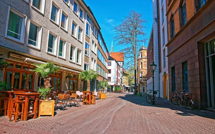 Η γοητευτική μητρόπολη της Γερμανίας που θα σας καταπλήξει