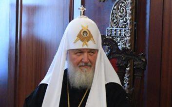 Η ρωσική Εκκλησία διακόπτει κάθε δεσμό με το Πατριαρχείο