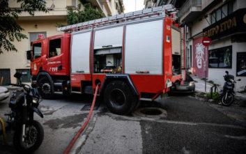 Υπό έλεγχο η πυρκαγιά σε διαμέρισμα στου Ζωγράφου