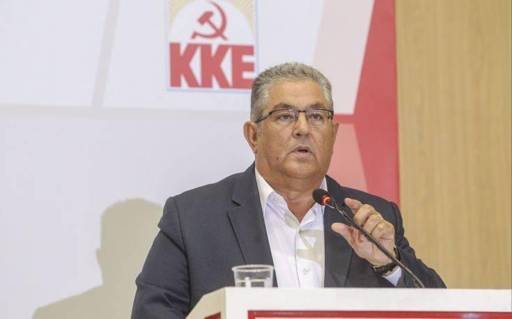 Κουτσούμπας: Κακοστημένη παραστάση η πόλωση μεταξύ ΣΥΡΙΖΑ- ΝΔ