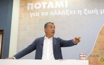 Θεοδωράκης: Όσα έγιναν το τελευταίο διάστημα μας έκαναν πιο αποφασιστικούς